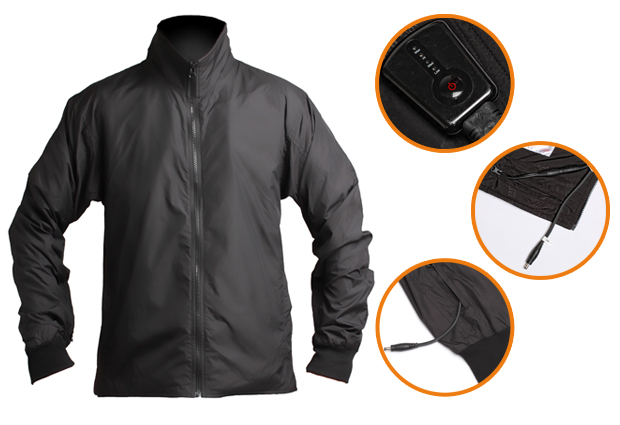12V Heated Jacket Liner